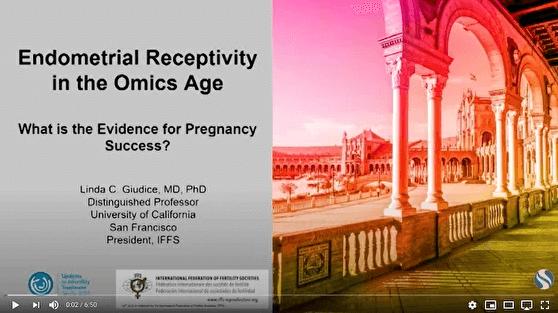 Линда С. Джиудис, США: Имплантационная готовность эндометрия в эпоху Омик